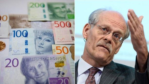 Svenska kronan stärks och räntan stiger efter senaste KPI-statistiken