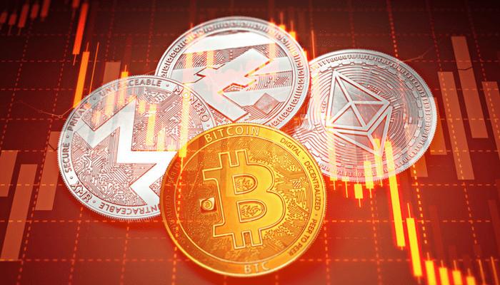 Bitcoin fiel unter 10.000$ und riss den ganzen Markt mit in die Tiefe