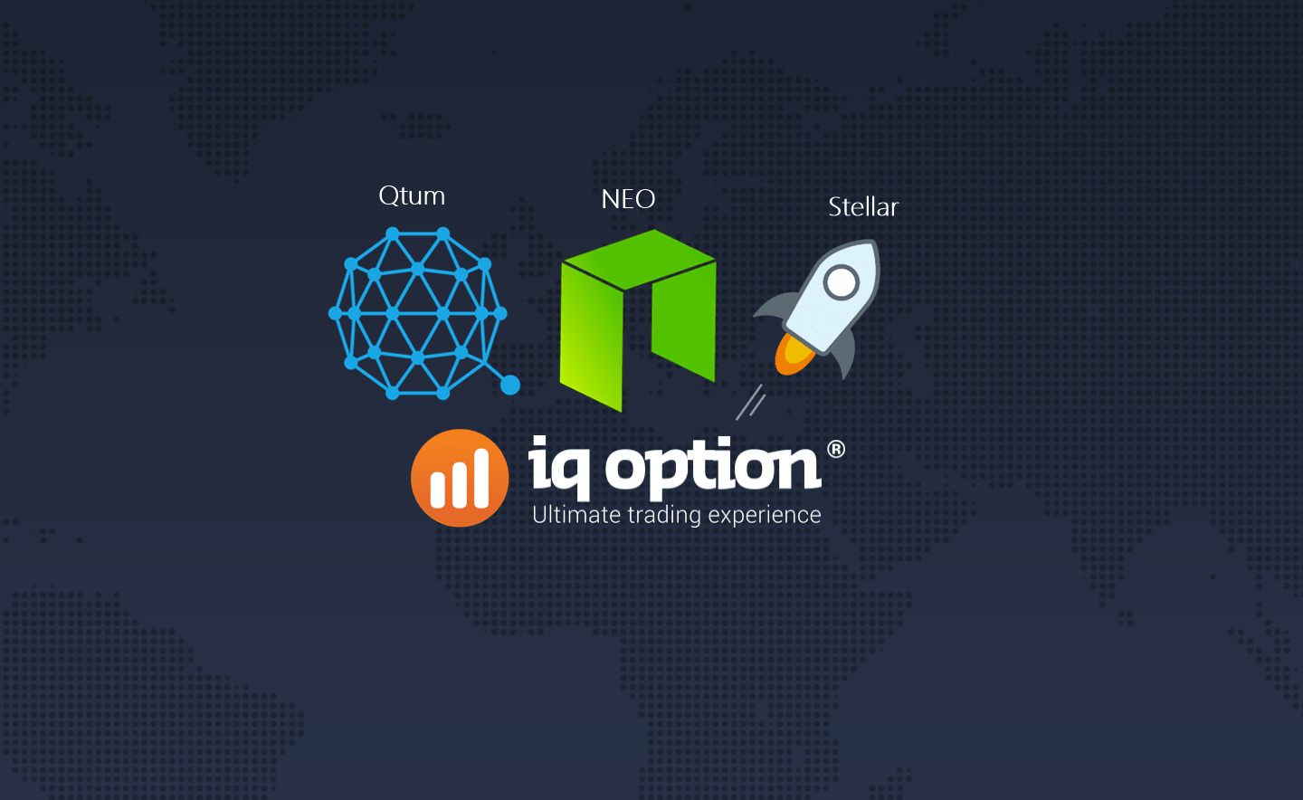 Buy Cryptocurrencies with IQ Option – This Is How You Get Started