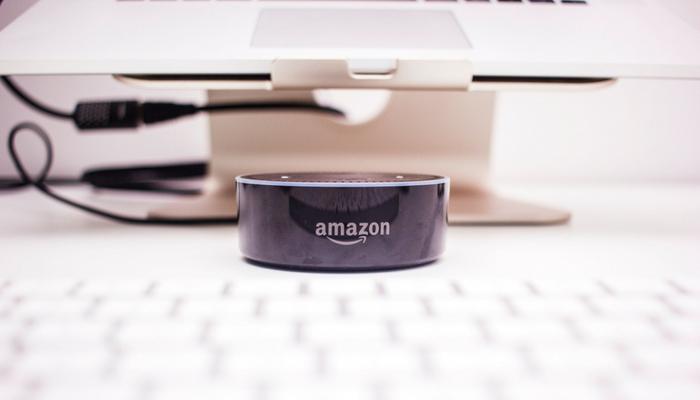 Därför rusar Amazons aktie