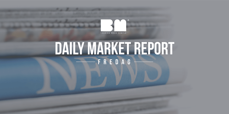BM:s Marknadsrapport 07/09 – 2018: Goldman Sachs, Robinhood och Riksdagsvalet