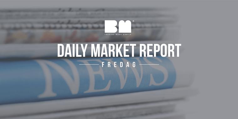 BM:s Marknadsrapport 14/09 – 2018: Dow Jones, AMD, TRY och Ethereum