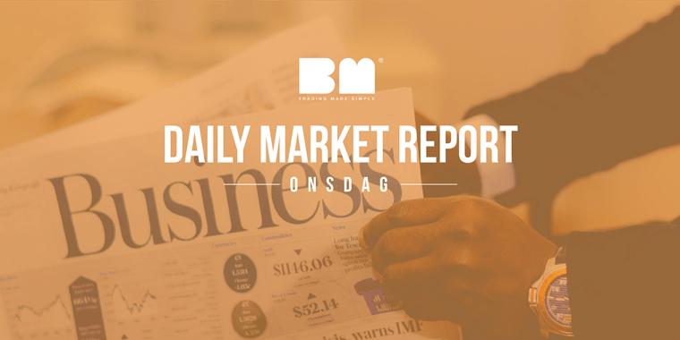 BM:s Marknadsrapport 12/09 – 2018: Nya iPhones, Overstock, GBP och Ethereum