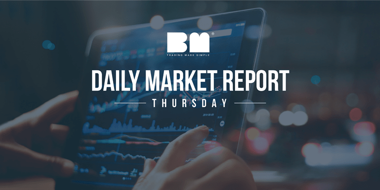 BM Market Report 04/10 – 2018: Dow Jones, Alibaba, the Fed, and XRP