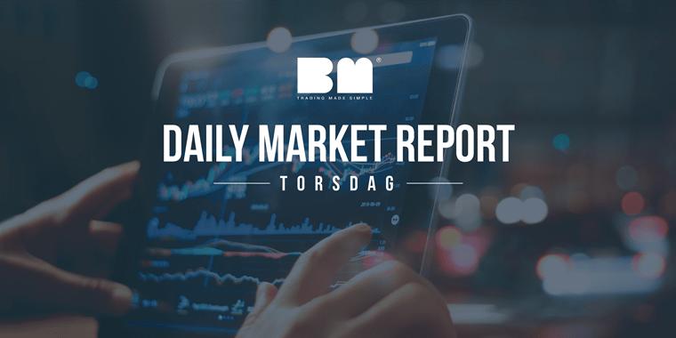 Marknadsrapport 30/8-2018 – Nasdaq, Square, GBP, Soja, och Yahoo