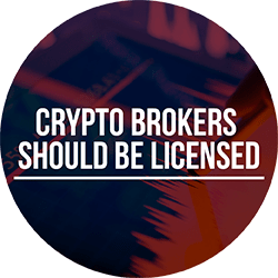 regulated cryptocurrency platforms