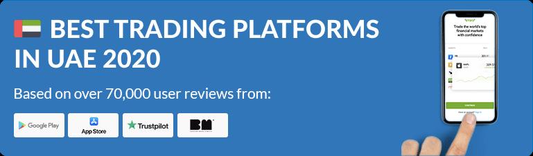 best trading platforms in UAE