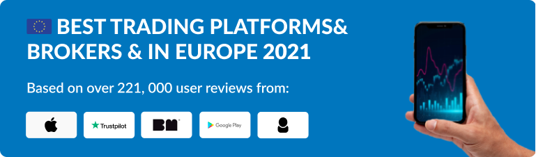 Stock Trading Platforms & Brokers in Europe 2021