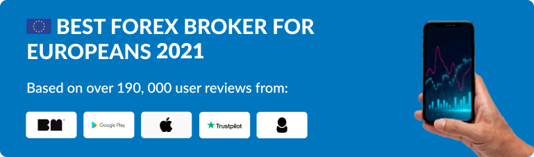 Best Forex Broker for Europeans (2021)