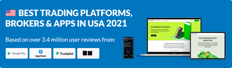 Brokerage Accounts & Investment Apps in the USA 2021