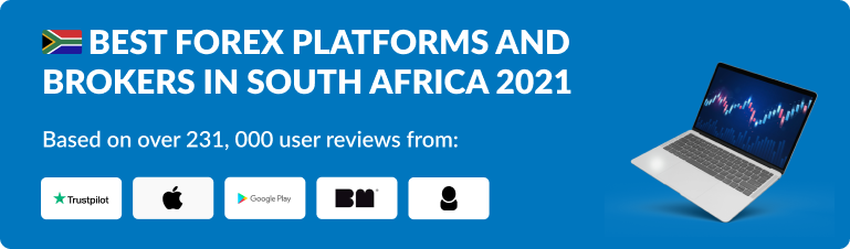 Forex Trading Platforms in South Africa 2021