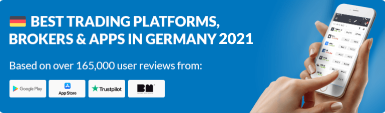 Trading Platforms, Brokers & Apps in Germany 2021