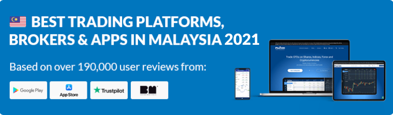 Trading Platforms, Brokers & Apps in Malaysia 2021