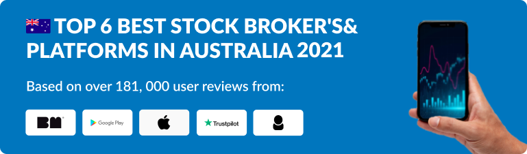 Trading platform in Australia for stock and shares