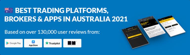 australia trading platforms 2021