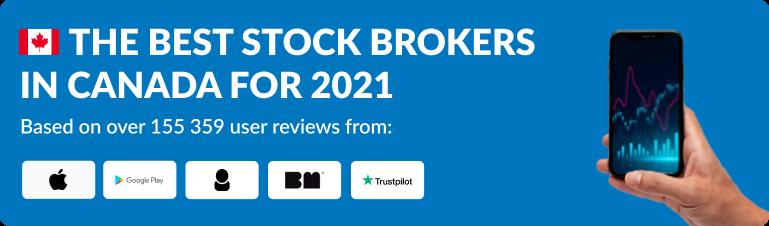 Stock Brokers in Canada 2021