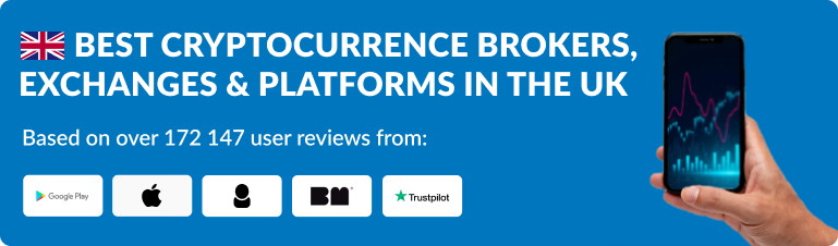 cryptocurrency brokers and platforms in the uk