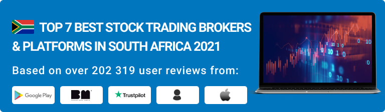 Best Trading Platforms in South Africa for Stock and Shares 2021