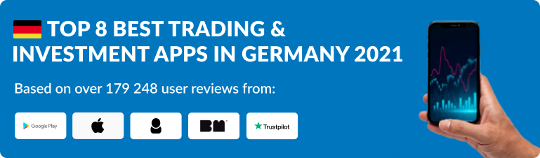 Best Mobile Trading Apps in Germany