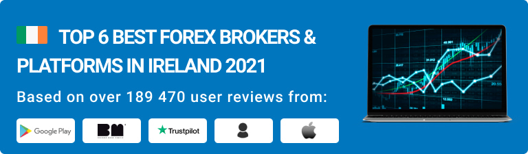 forex brokers and platforms in ireland